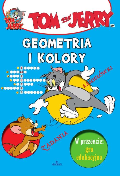 Tom i Jerry Geometria i kolory