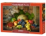 Puzzle 1500 Sill Life with FruitsC-151868-2