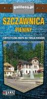 Mapa kieszonkowa - Szczawnica, Pieniny praca zbiorowa