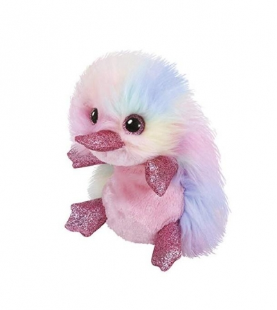 Beanie Boos Petunia - Pastelowy Dziobak 15 cm