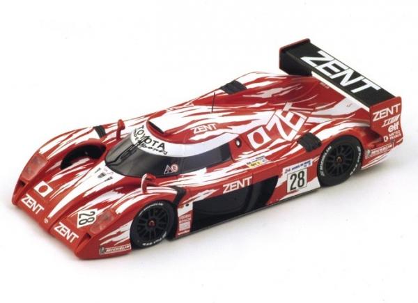 SPARK Toyota GTOne #28 M. Brundle (S2386)