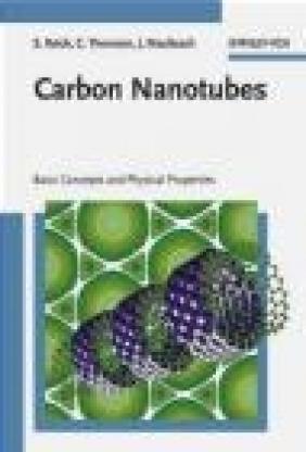 Carbon Nanotubes Christian Thomsen, Janina Maultzsch, Stephanie Reich
