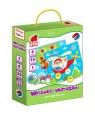Wesołe obrazki - gra magnetyczna (RK2010-04)