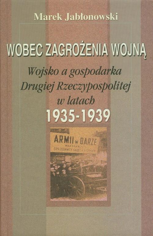 Wobec zagrożenia wojną Jabłonowski Marek