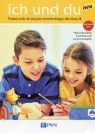 Ich und du neu 4 Podręcznik do języka niemieckiego z płytą CD
