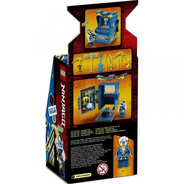 Lego Ninjago: Awatar Jaya - kapsuła gracza (71715)