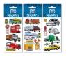 Naklejki Sticker BOO silver - Samochody