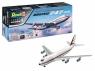 Model plastikowy Zestaw upominkowy 50th Anniversary Boeing 747-100 1/144 (05686)