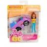 Barbie On The Go Fioletowy samochód (FHV76/FHV79)