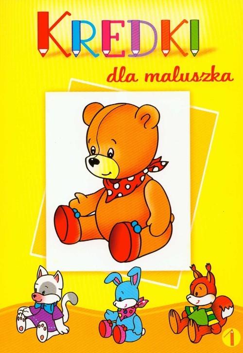 Kredki dla maluszka 1 Krassowska Dorota
