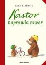 Kastor naprawia rower