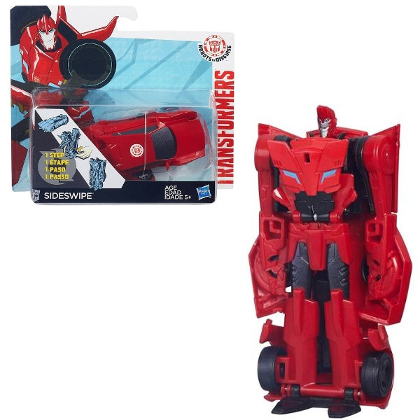 HASBRO TRA Ride One Step Chang Sideswipe (B0068/B4651)
