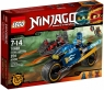Ninjago Pustynna błyskawica (70622)