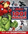 1001 naklejek. Marvel Avengers praca zbiorowa