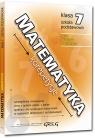 Matematyka - korepetycje - szkoła podstawowa, klasa 7