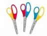 Nożyczki szkolne Kidea, 12,5 cmmix kolorów