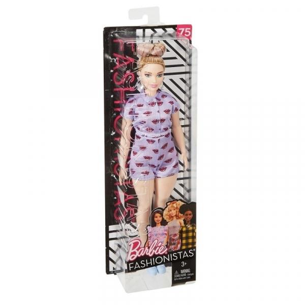 Barbie Fashionistas Lavenda Kiss (FBR37/FJF40)