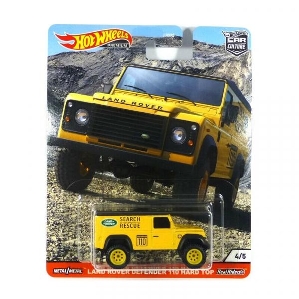 Samochodzik Land Rover 110 Panel (FPY86/GJP86)