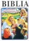 Biblia w obrazkach dla najmłodszych (biała) Pruszkowska Renata, Czajko Edward, ks.