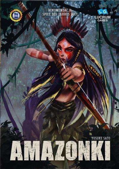 Gra - Amazonki