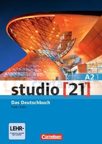 Studio 21 A2.1 Kurs- und Ubungsbuch mit DVD-ROM Hermann Funk