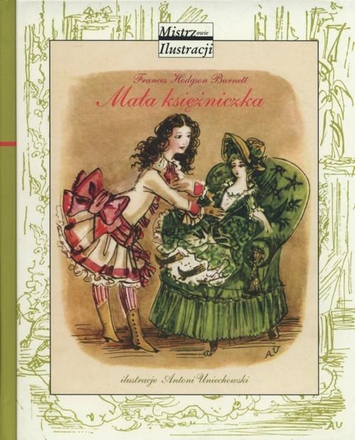 Mała księżniczka Burnett Frances Hodgson