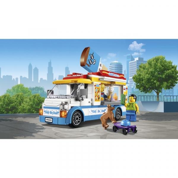 Lego City: Furgonetka z lodami (60253)