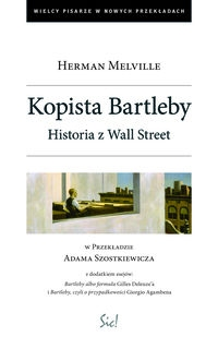 Kopista Bartleby Melville Herman