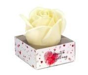 Kwiatek mydlany - Kocham
