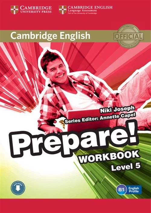 Cambridge English Prepare! 5 Workbook Joseph Niki