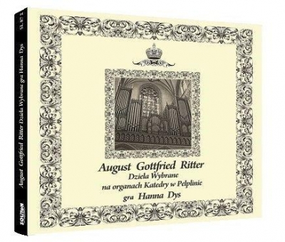 August Gottfried Ritter. Dzieła wybrane CD Hanna Dys