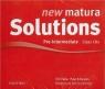 Matura Solutions New Pre-Inter CD audio