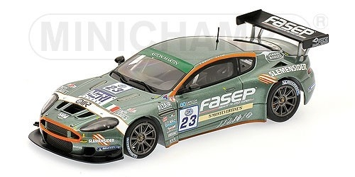 Aston Martin DBRS9 BMS