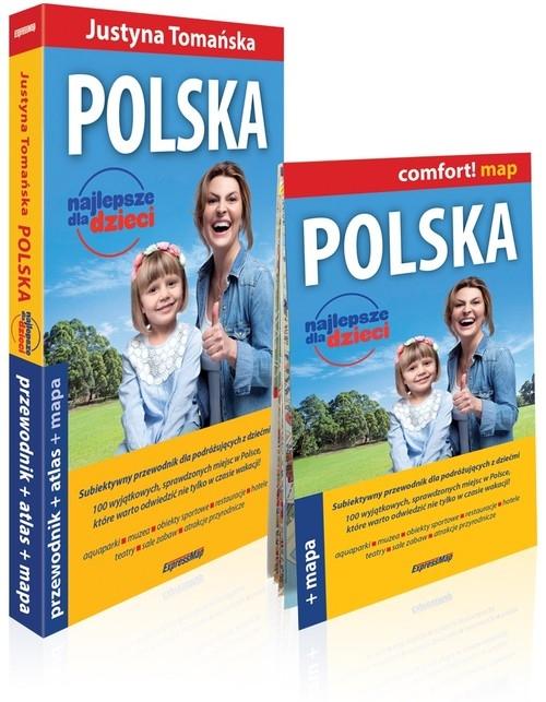 Polska. Najlepsze dla dzieci Tomańska Justyna