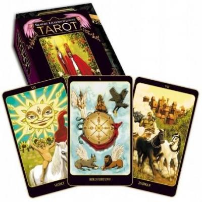 Tarot. Karty Robert Lichodziejewski