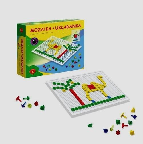 Mozaika - układanka w pudełku (0387)