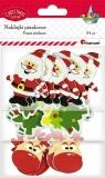 Dekoracje piankowe samoprzylepne - Boże Narodzenie (383620)