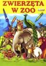 Edukablok - Zwierzęta w ZOO  Heine Anna (red.)