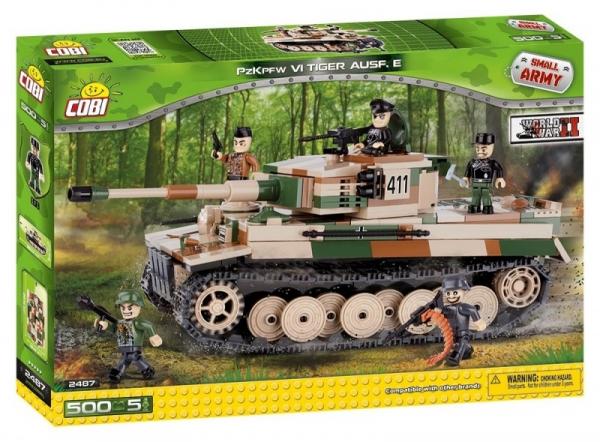 Armia Tiger PzKpfw VI Ausf. E - Czołg niemiecki (2487)