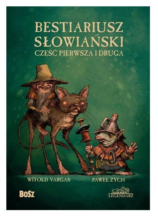 Bestiariusz słowiański Zych Paweł