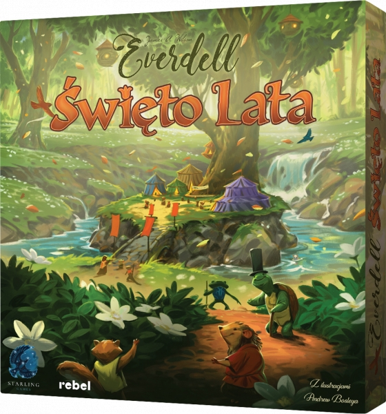 Everdell: Święto Lata (rozszerzenie)
