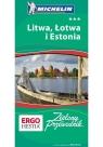 Litwa Łotwa i Estonia Zielony Przewodnik / Norwegia i Szwecja Zielony