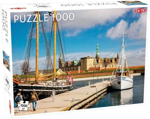Puzzle Kronborg Castle 1000