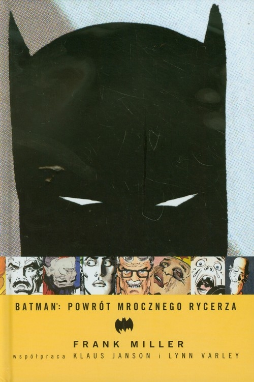 Batman Powrót Mrocznego Rycerza Miller Frank