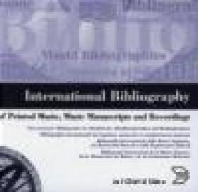 International Bibliography of Printed Music 2ed CD