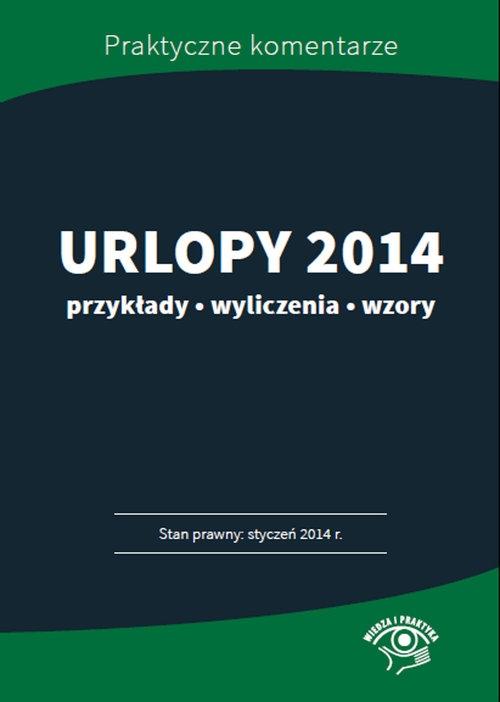 Urlopy 2014