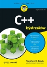 C++ dla bystrzaków Davis Stephen R.