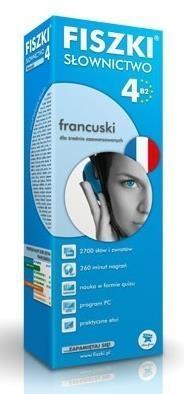 Fiszki język francuski Słownictwo 4 Wojsyk Patrycja