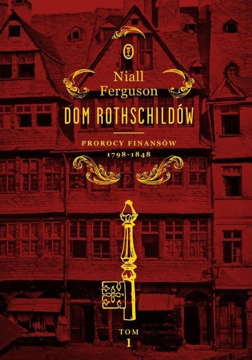 Dom Rothschildów Ferguson Niall