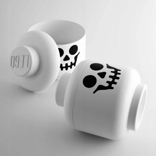 Pojemnik mała głowa LEGO® - Szkieletor (40311728)